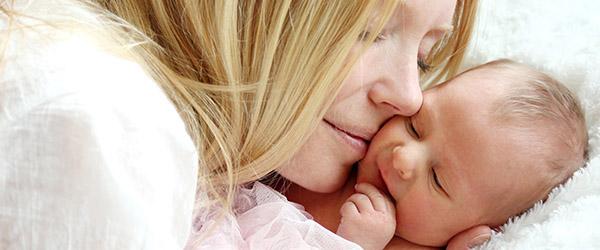 Newborn baby help