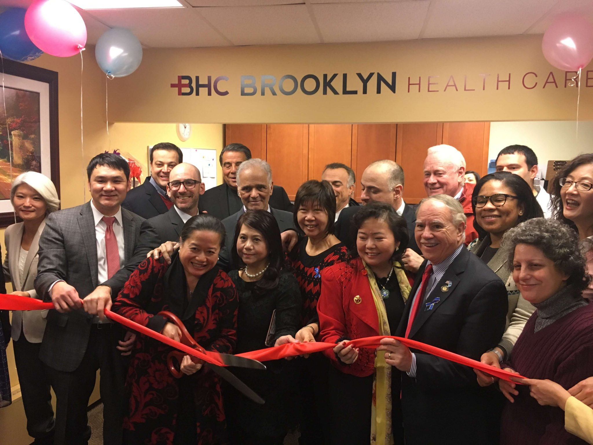 Opening day at The Birthing Center of NY