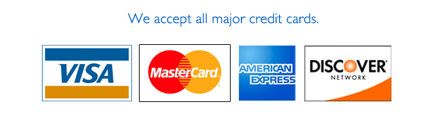 Birthing Center Credit Cards Accepted