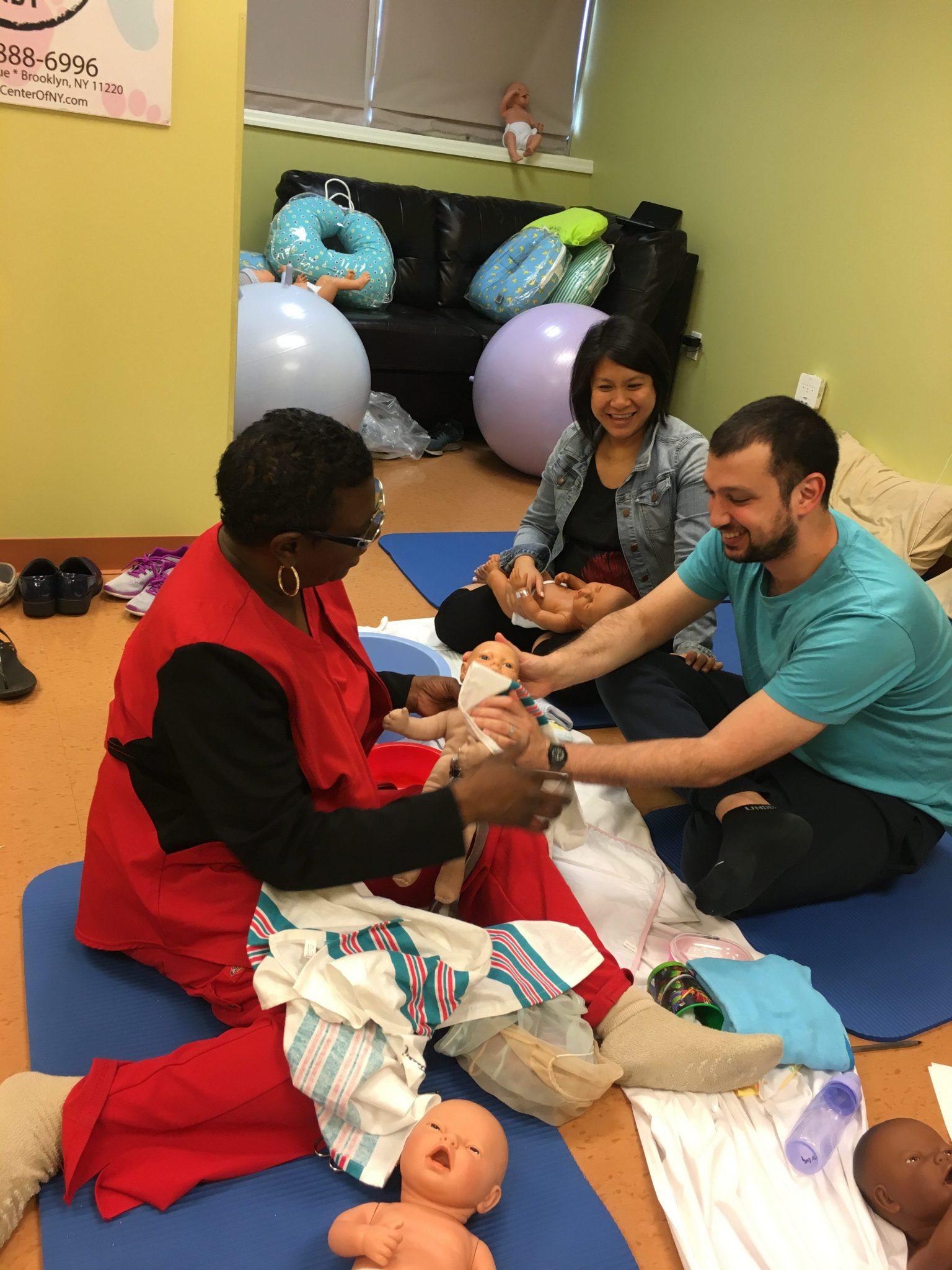 Training Classes Birthing Center Of New York