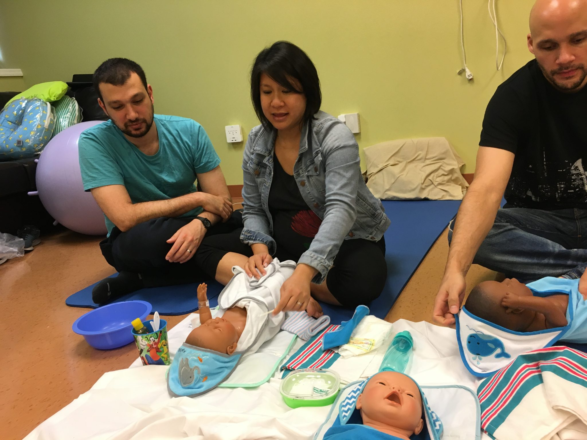 Baby Care Classes by Nurse Jackie at The Birthing Center of NY