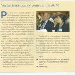ACOG Nuchal translucency Annual Clinic Meeting
