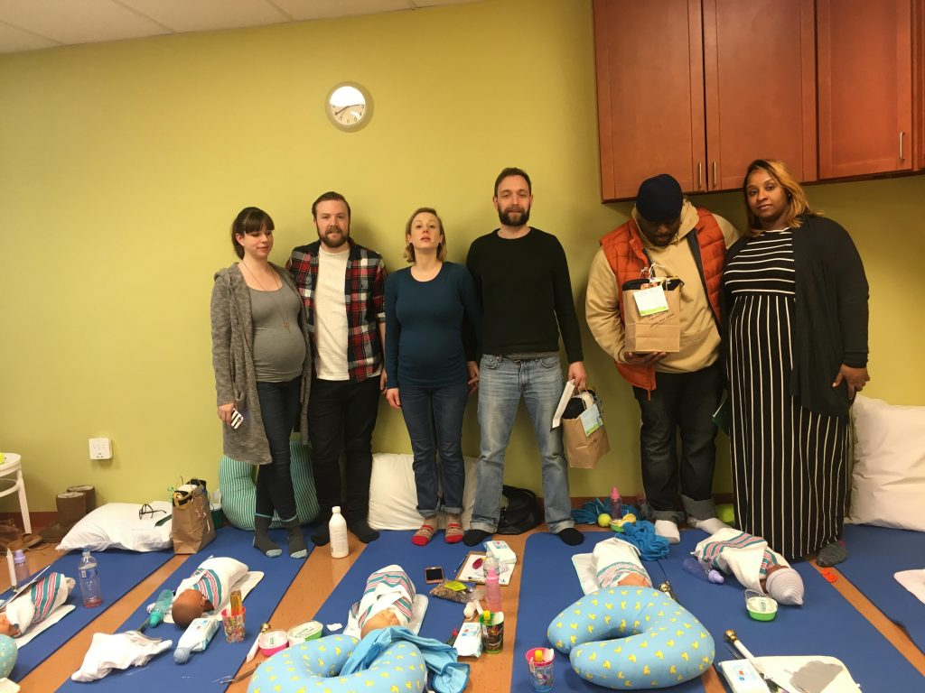 Successful Birthing Class June 2018
