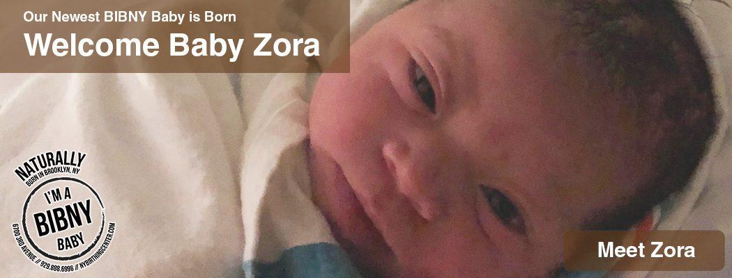 Baby Zora