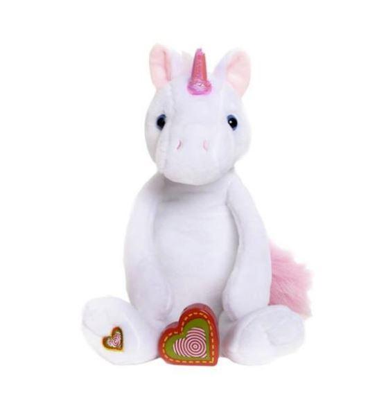 My Baby S Heartbeat Bear Vintage Unicorn Is A Unique Keepsake