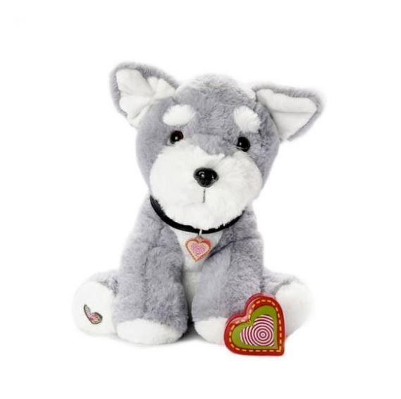 My Baby S Heartbeat Bear Schnauzer Puppy