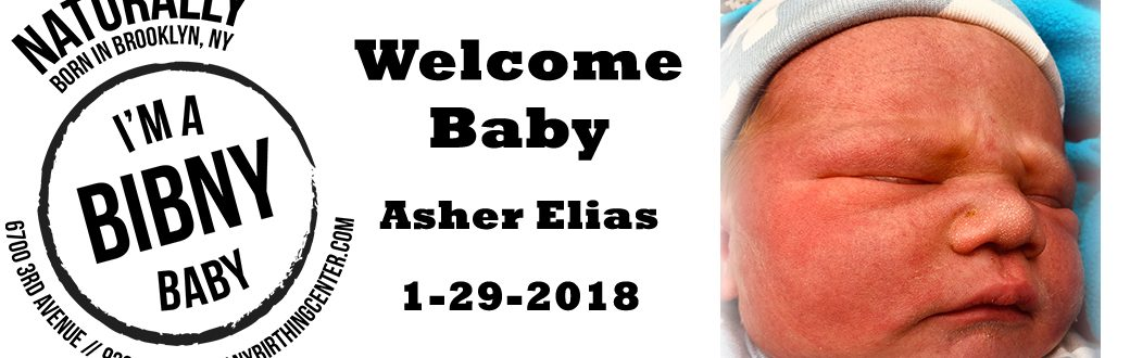 Baby Asher 1-29-2019