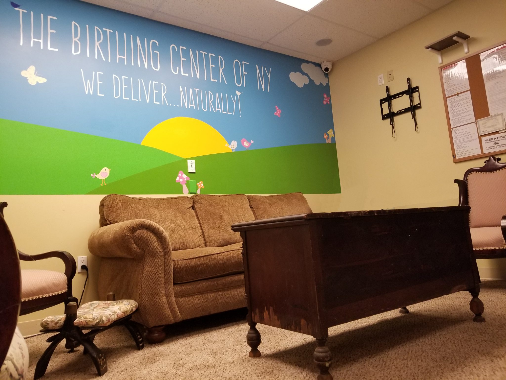 Facility Tour - Birthing Center of New York