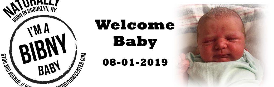 bibny baby 8-1-2019