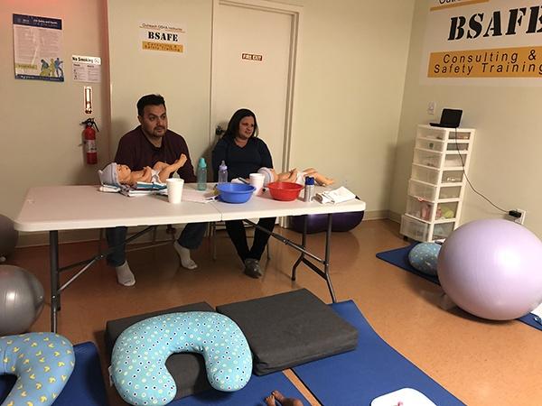 nurse jackies birthing class