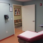 birthing center facility tour