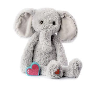 My Baby's Heartbeat Bear Vintage Elephant