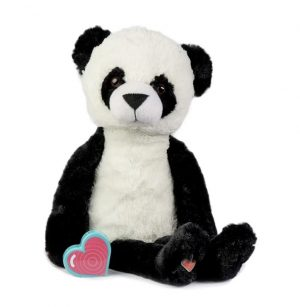 My Baby's Heartbeat Vintage Panda Bear