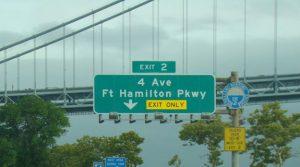 Belt Parkway Eastbound
