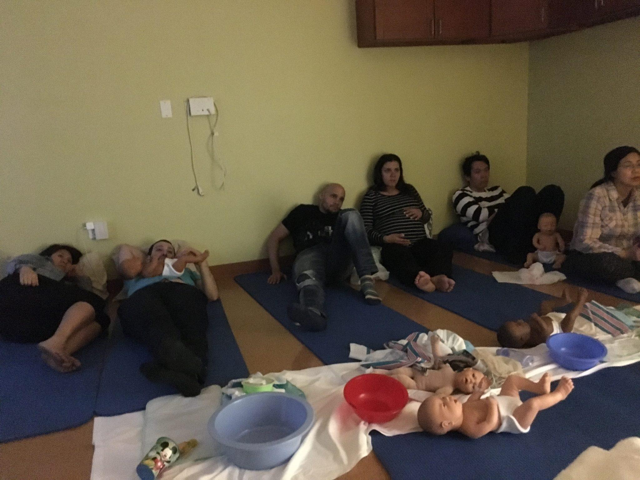 5 hour birthing class