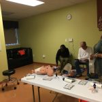 BLS Class The Birthing Center of NY