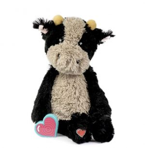 My Baby's Heartbeat Bear Vintage Cow Kit