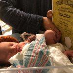 Baby Miya 10-20-2018 Congragulations