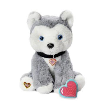 My Baby's Heartbeat Bear Husky Puppy