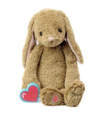 My Baby's Heartbeat Bear Vintage Bunny