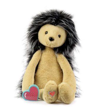 My Baby's Heartbeat Bear Vintage Porcupine
