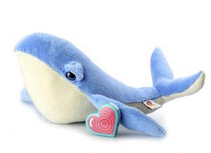 My Baby's Heartbeat Bear Whale