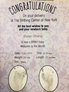Baby Dyian 11-27-2018
