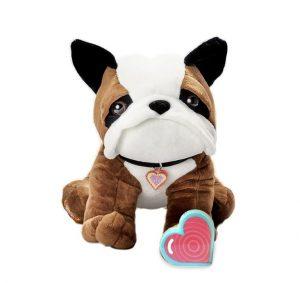 My Baby's Heartbeat Bear Bulldog Puppy