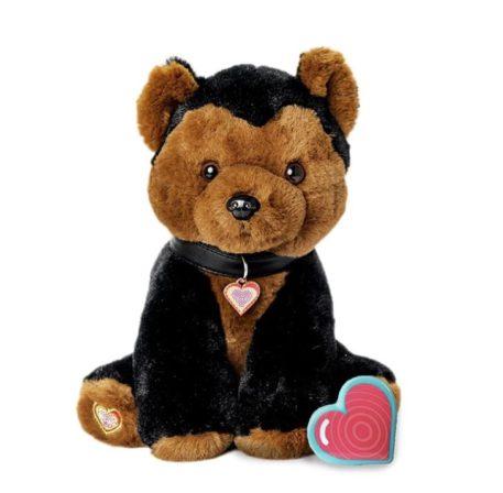My Baby's Heartbeat Bear Shepherd Puppy