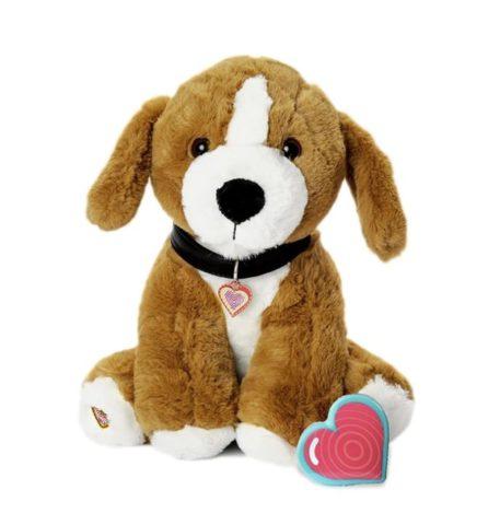 My Baby's Heartbeat Bear Hound Puppy