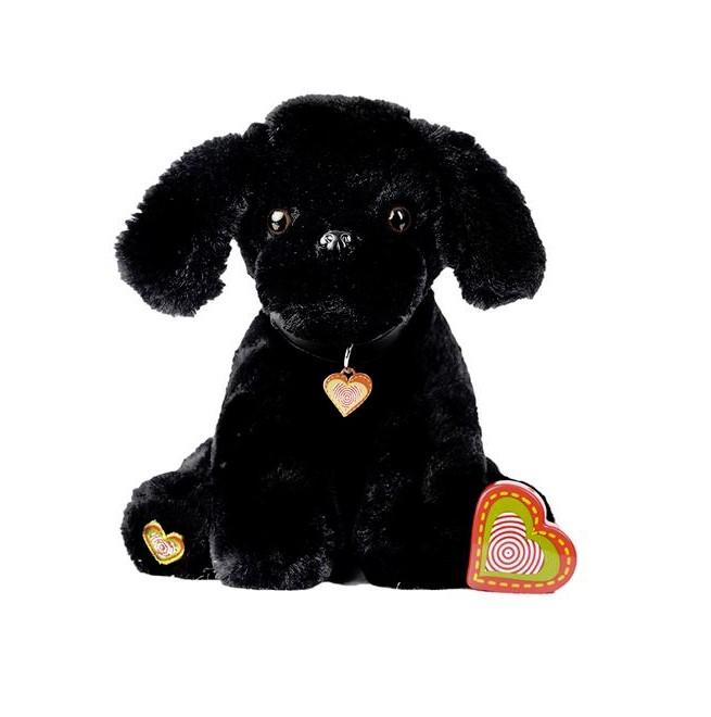 My Baby S Heartbeat Bears Black Puppy Is A Unique Keepsake