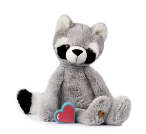 My Baby's Heartbeat Bear Vintage Raccoon