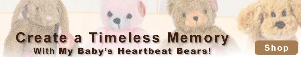 my babys heartbeat bear