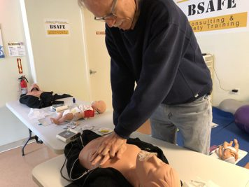 birthing center basic life support class