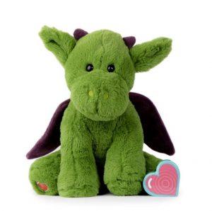 My Baby's Heartbeat Bear Dragon