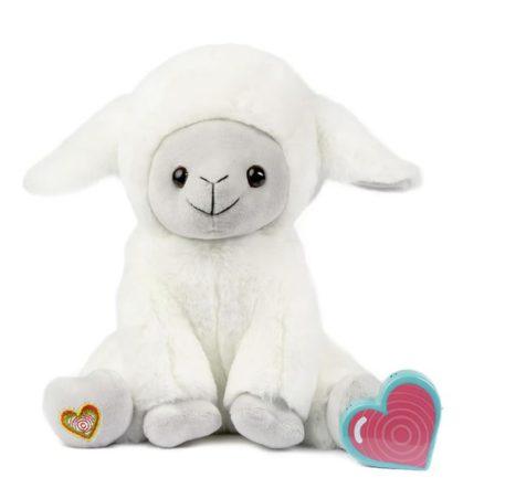 My Baby's Heartbeat Bear Lamb