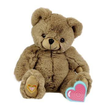 My Baby's Heartbeat Lil' Cocoa Bear