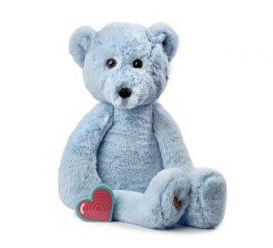 My Baby's Heartbeat NEW Vintage Blue Bear