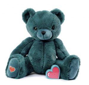 My Baby's Heartbeat Teal Bear