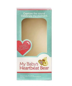 Heartbeat Bear Gift Box