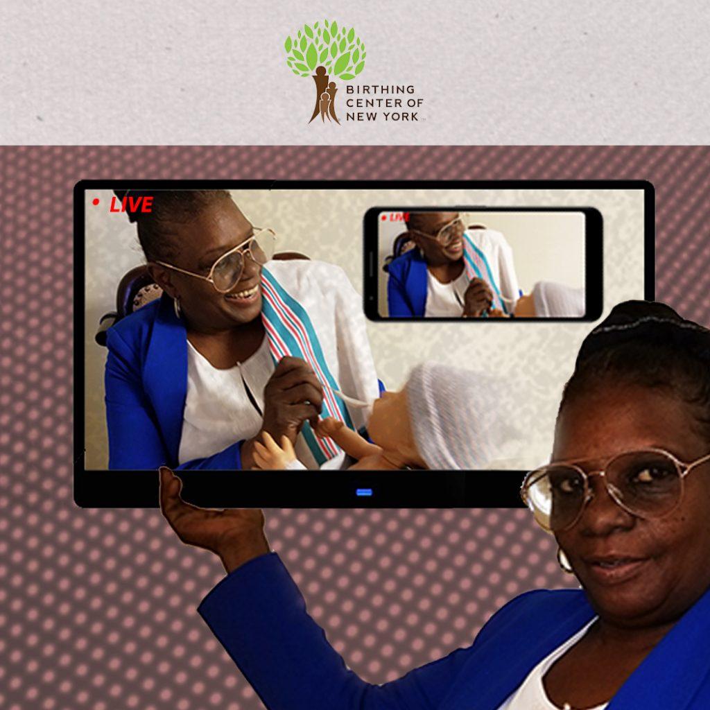 virtual birthing classes