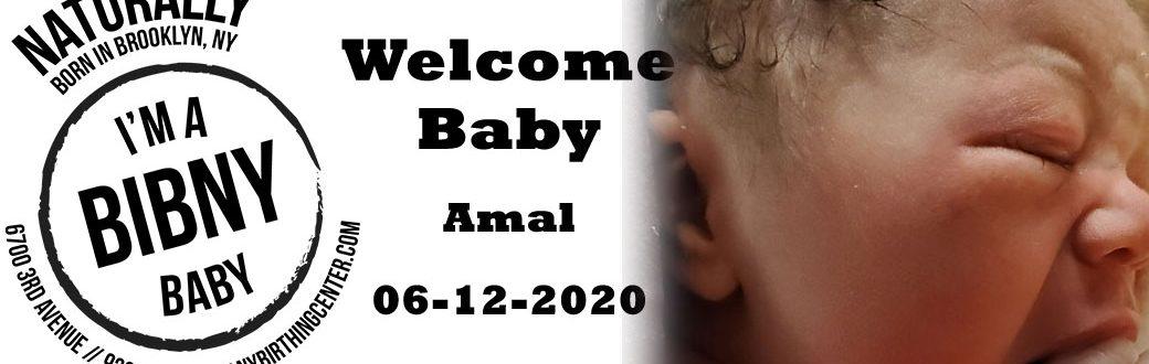 Baby Amala 6-12-20