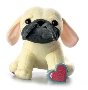 My Baby's Heartbeat Bear Pug Puppy