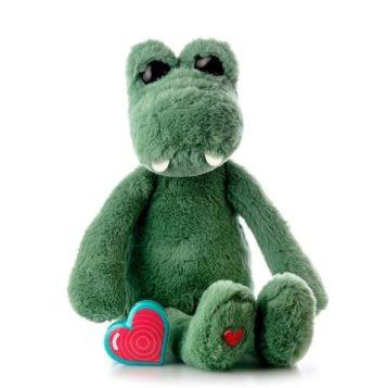 My Baby's Heartbeat Bear Crocodile