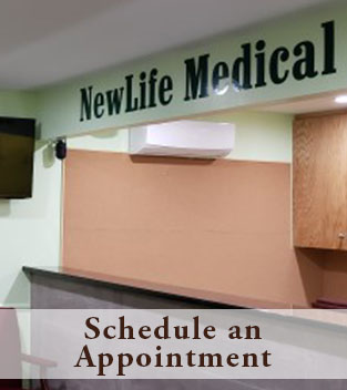 newlife obgyn appointments