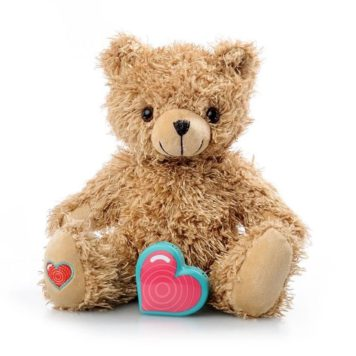 My Baby's Heartbeat Lil' Brown Bear
